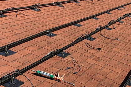 Solar Systems And Roofing May Custom Home